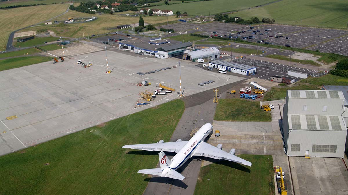 Manston International Airport
