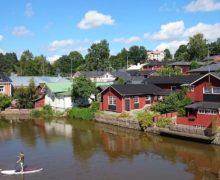 Finlandia łagodzi reżim graniczny