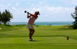 Na golfa do Grecji