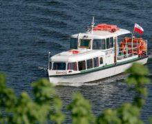 Po Wigrach eko-statkiem pasażerskim