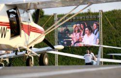 W Pile ruszyło kino samolotowe
