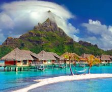 Zagraniczni turyści ponownie wjadą na Tahiti i Bora Bora