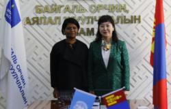 Mongolia i ONZ na rzecz rozwoju zrównoważonej turystyki