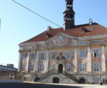 Estońska Narwa do renowacji
