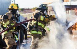 Jedna osoba zginęła w pożarze hotelu w Marbelli