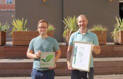 a&o najbardziej ekologiczną siecią hosteli w Europie