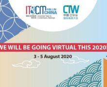 Zapraszamy: IT&CM China i CTW China w wirtualnej edycji!