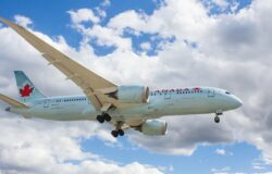 Air Canada oferuje bezpłatne ubezpieczenie dla pasażerów