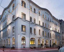a&o na Węgrzech: hostel w domu gier