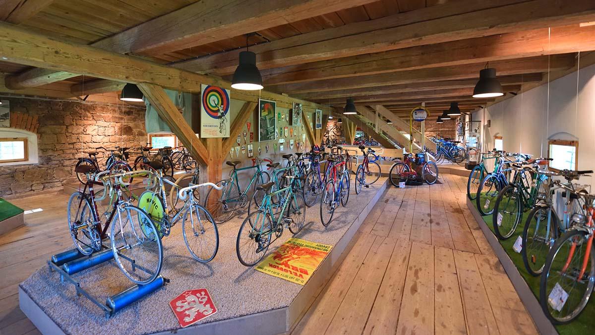 Muzeum rowerów