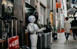 Robot poda kawę i naleje drinka