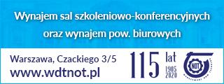 Warszawski Dom Technika NOT