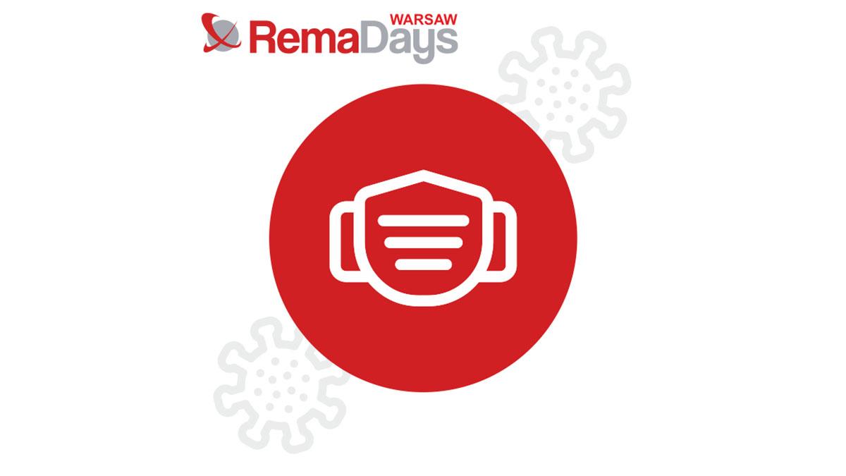 Bezpieczni na RemaDays Warsaw 2021