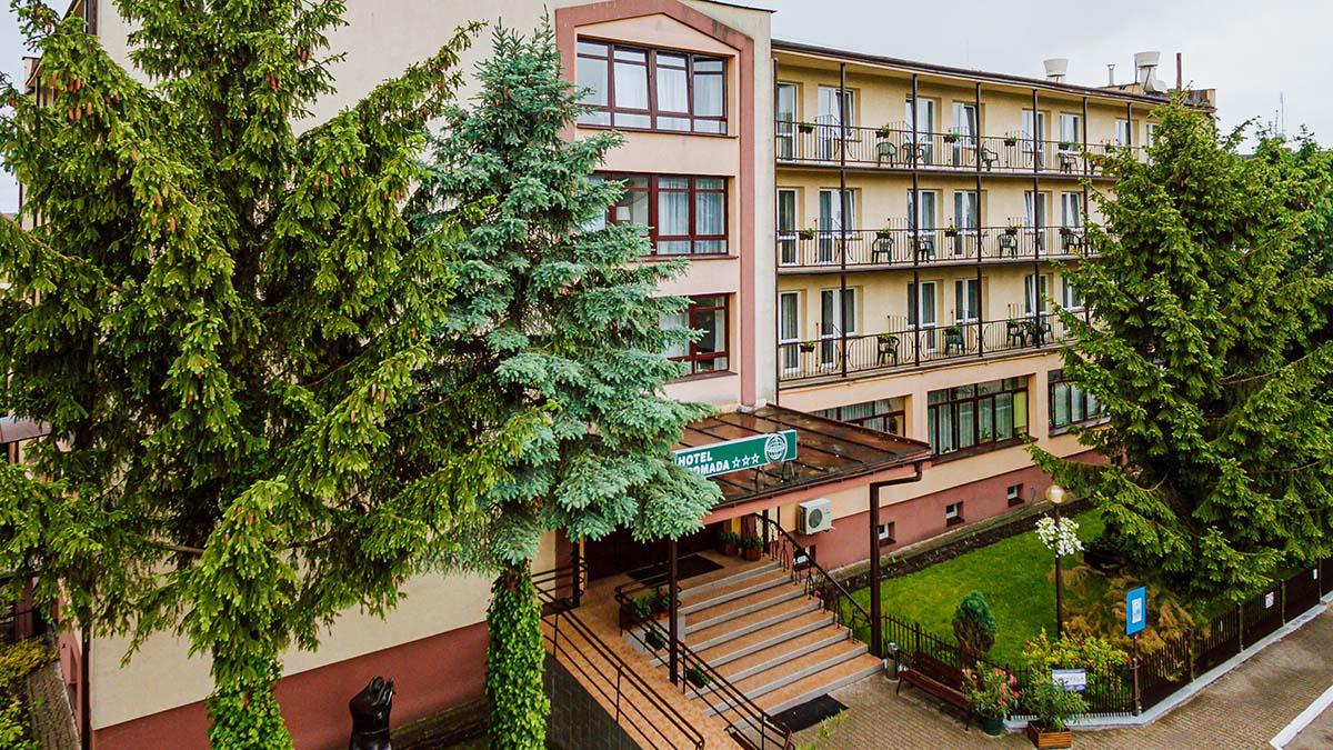 Nowy Zakład Odnowy Biologicznej w Hotelu Gromada w Busku – Zdroju