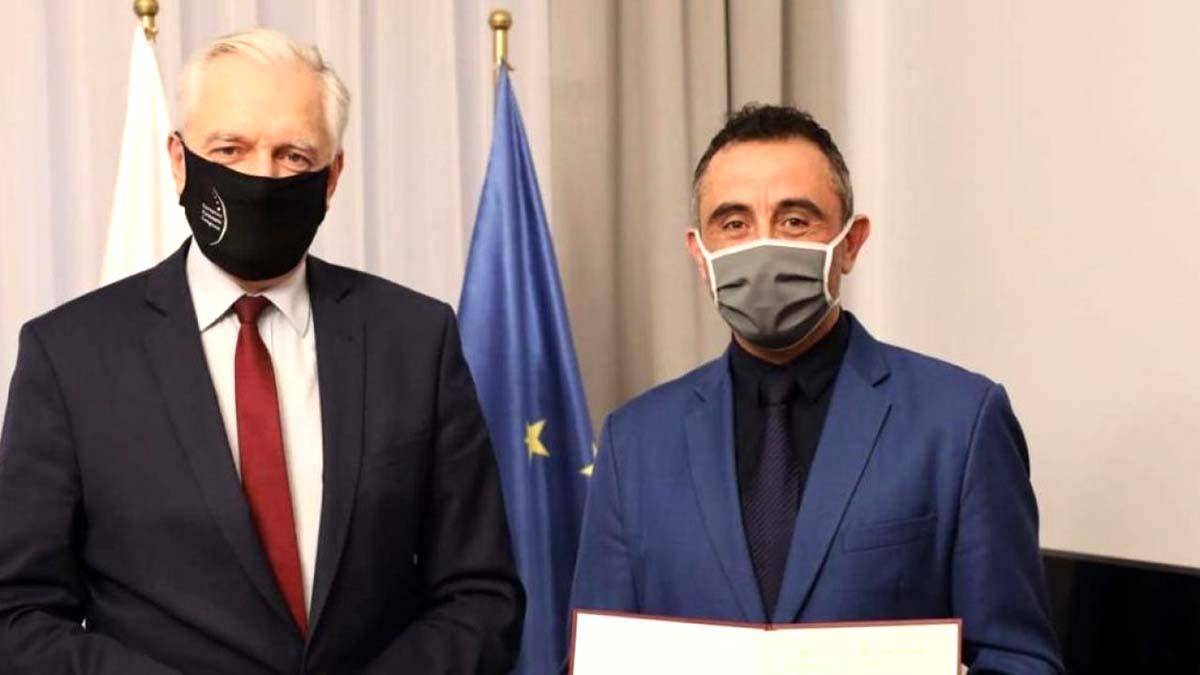Rafał Szlachta nowym prezesem POT