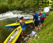 Śląska Organizacja Turystyczna postawiła na turystykę kajakową