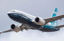 Boeing 737-8 MAX znów wzbija się w powietrze