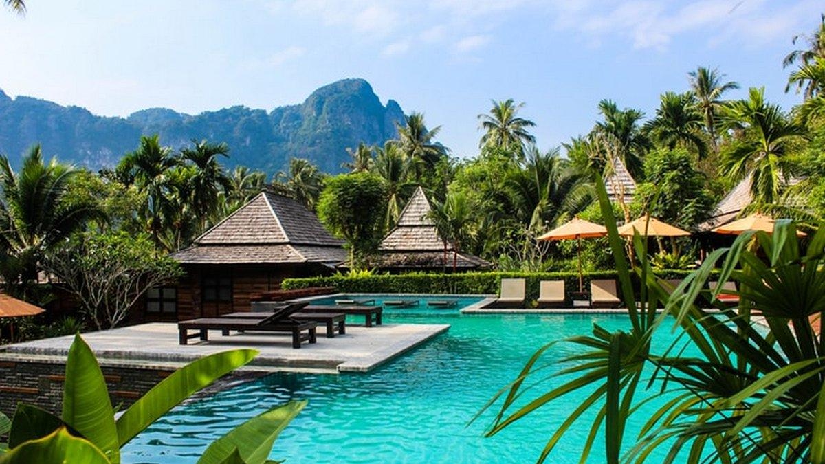 Hotel w Tajlandii