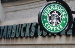 Starbucks w krainie Złotego Smoka