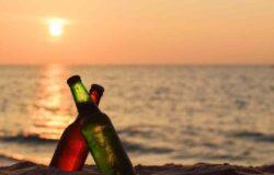 Kosztowne drinki na plażach Goa