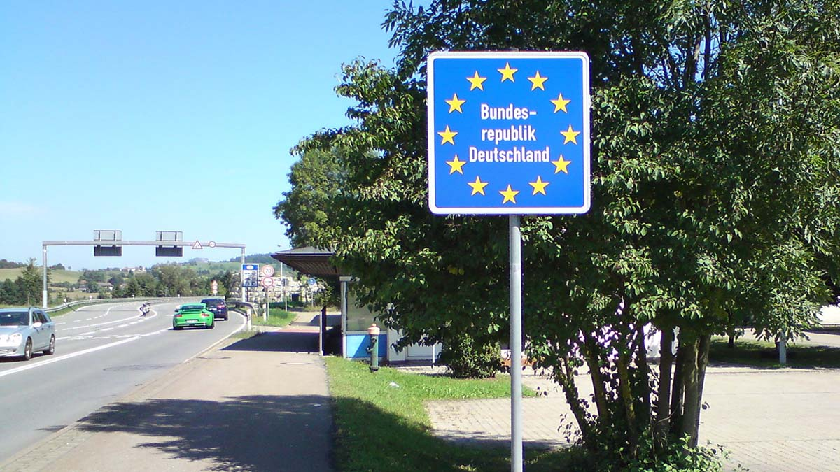 Granica Niemiec