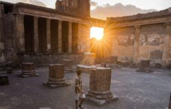 Pompeje: turysta odesłał skradziony kamień