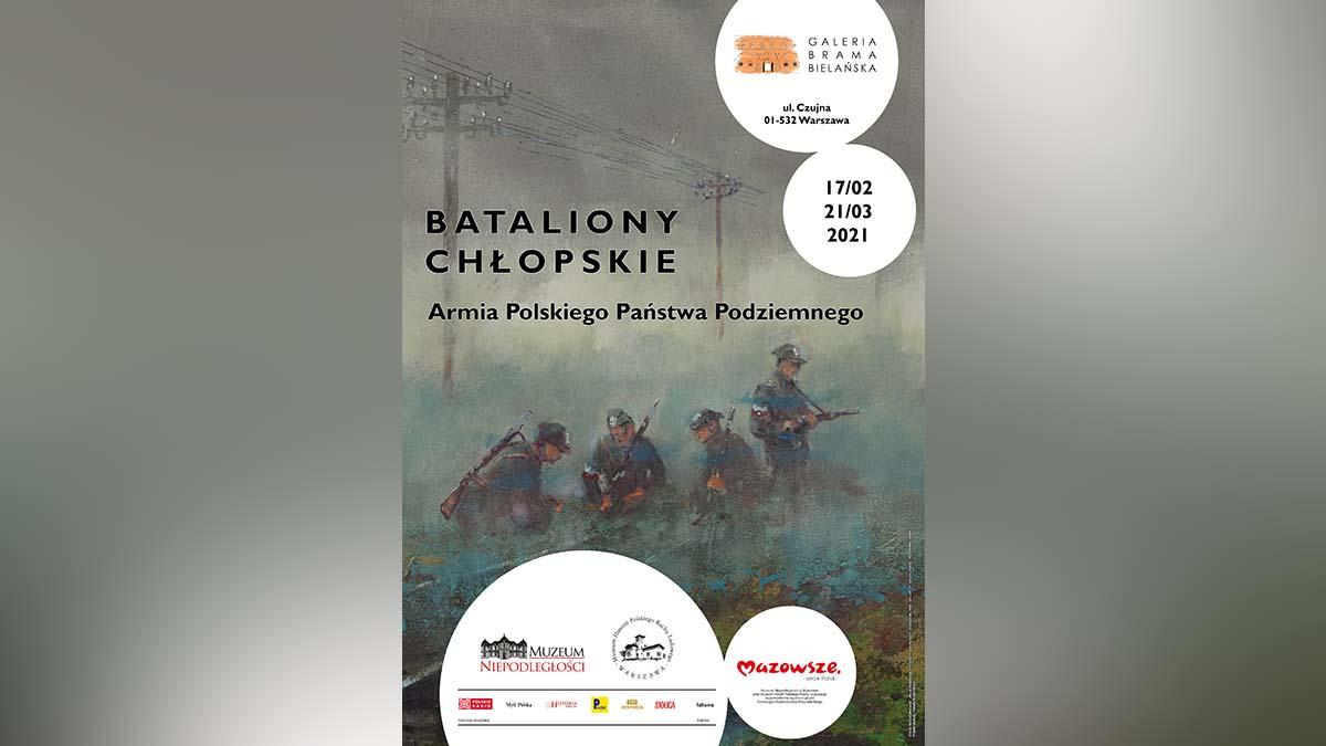 Muzeum Niepodległości zaprasza: Bataliony Chłopskie