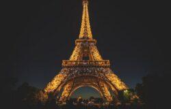 Paryż odmaluje Wieżę Eiffela na Igrzyska Olimpijskie 2024