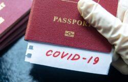 Francja wprowadza rozszerzony paszport covidowy