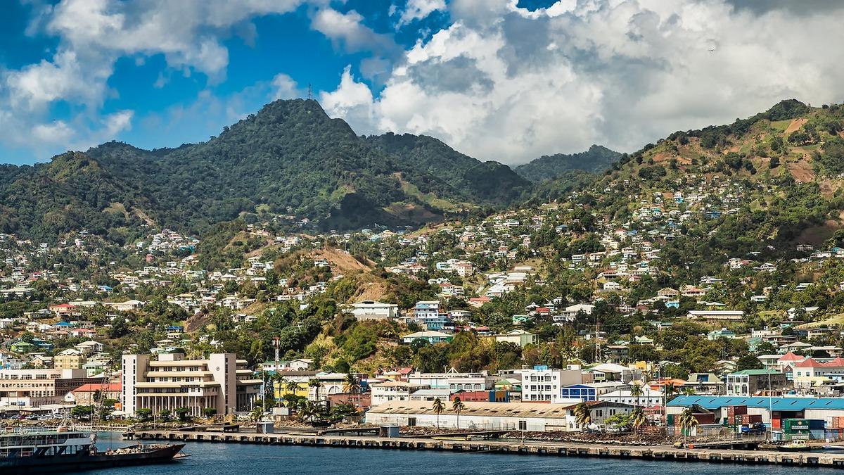 St Vincent, Karaiby