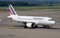 Air France odwołał lot Paryż-Moskwa. Powód? Rosja odmówiła ominięcia Białorusi