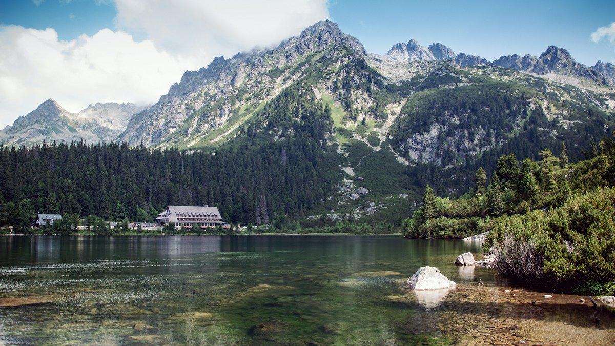 Tatry Wysokie w Słowacji