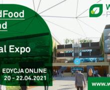 WorldFood Poland Virtual EXPO 2021. Weź udział w wirtualnych targach dla branży spożywczej
