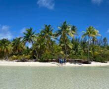 Nowa Zelandia szczepi mieszkańców i uruchamia połączenia z Wyspami Cooka