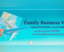 Firmy rodzinne: aktualne wyzwania i bieżące tematy. Zapraszamy na Family Business Week