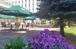 PATIO Zielony Zakątek w Hotelu Gromada Centrum otwiera się dla gości