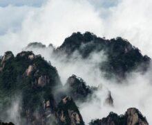Huang Shan. W krainie mgieł