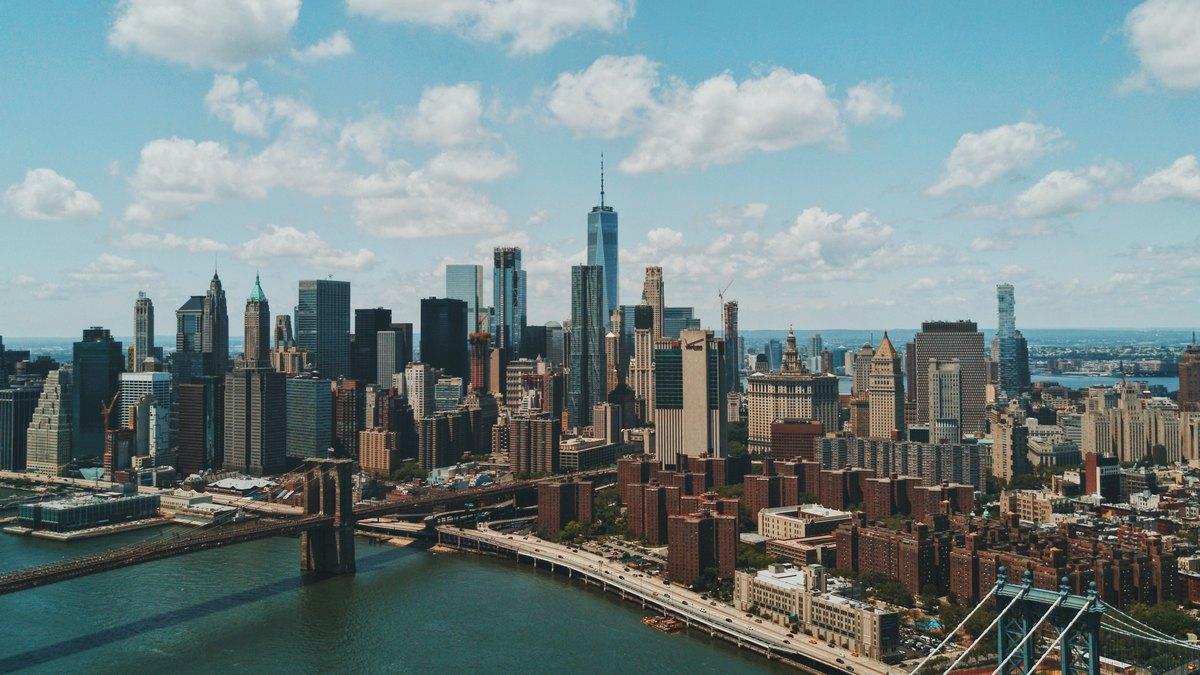 Widok na Nowy Jork