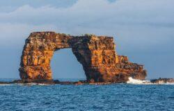 Na Galapagos zawalił się Łuk Darwina