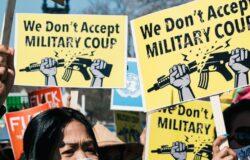 Rząd jedności Birmy wzywa Rohingya do wspólnej walki z wojskiem