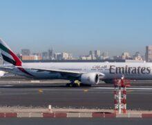 Emirates odnotowały pierwszą roczną stratę od ponad 30 lat