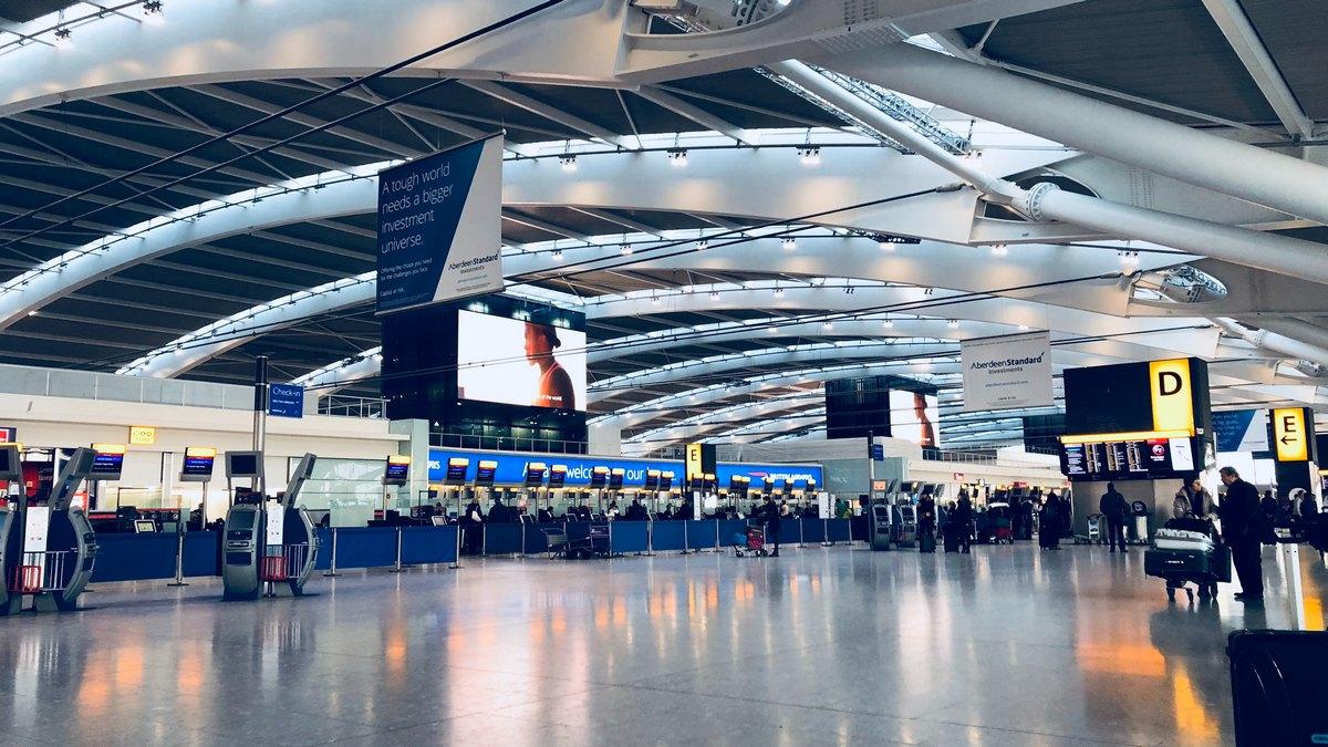 Hala lotniska Heathrow
