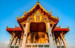 Tajskie świątynie walczą o przetrwanie. W czasie pandemii zostały bez turystów i dochodów