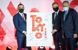 Igrzyska w Tokio: Dzień Polski w Centrum Olimpijskim PKOl