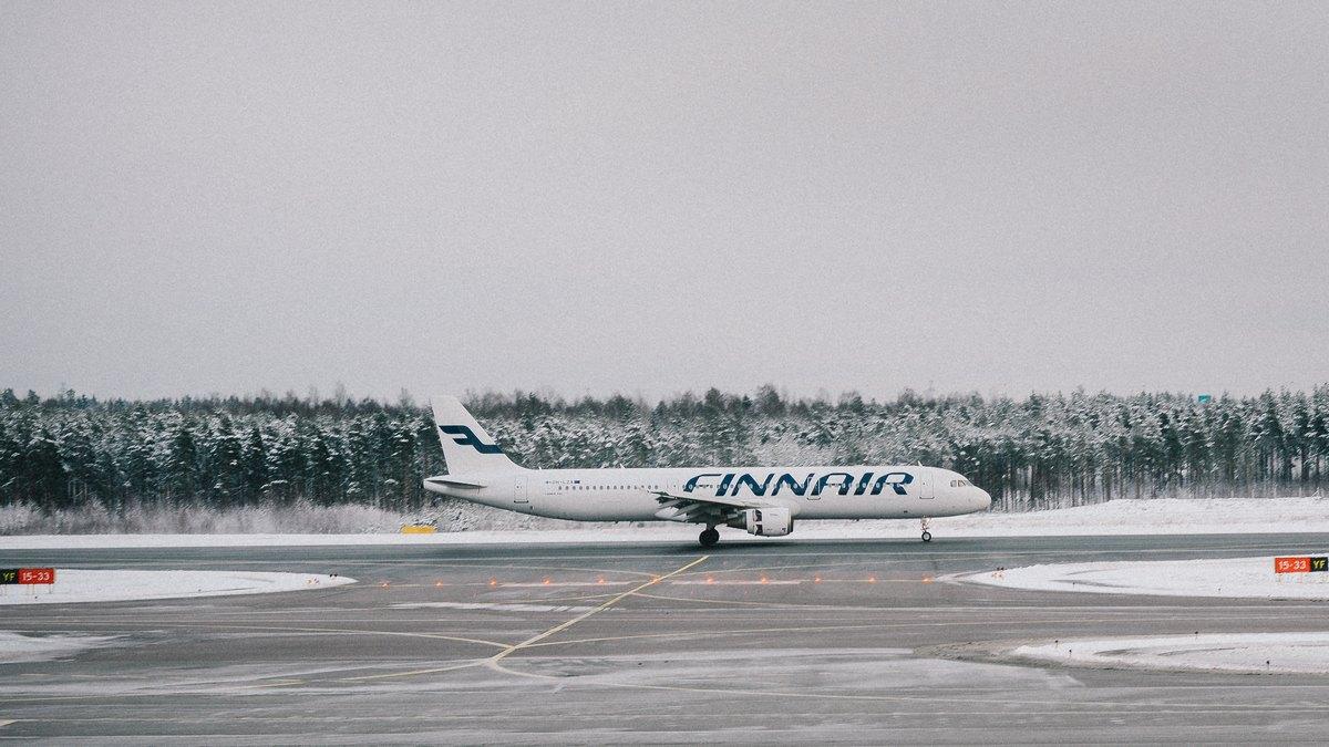 Samolot Finnair