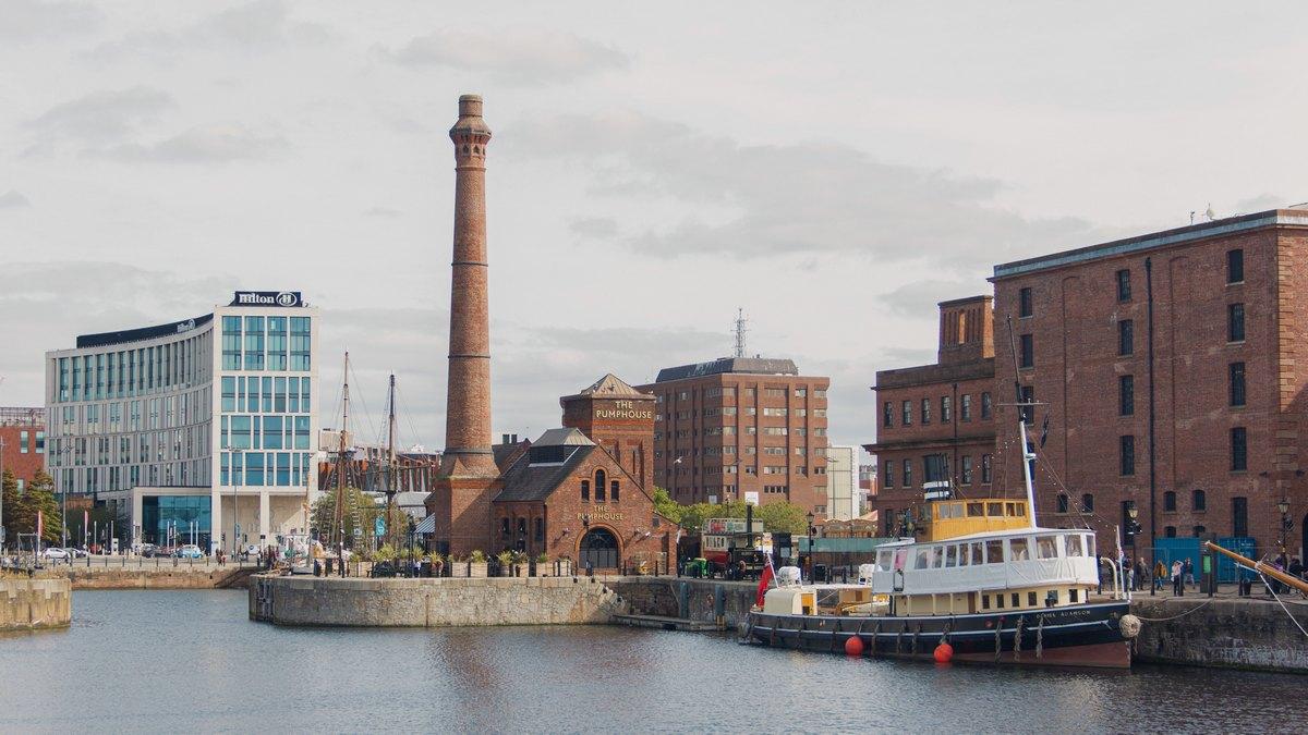 Liverpool, Wielka Brytania