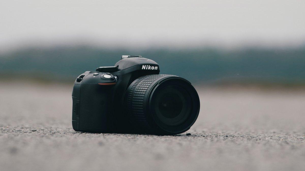 Aparat Nikon