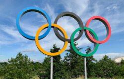 Olimpiada bez widzów, ale widoczna