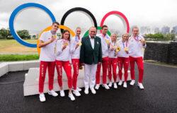 Olimpiada w Tokio. Polscy mistrzowie już ze złotymi medalami!