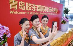Nowe lotnisko w Chinach